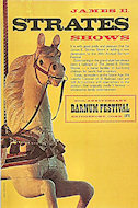 30th Anniversary Barnum Festival Poster