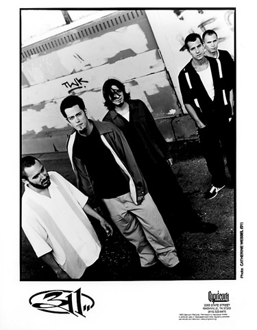 311Promo Print