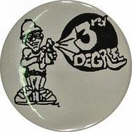 3rd Degree Vintage Pin