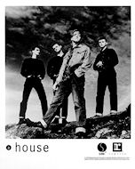 A House Promo Print