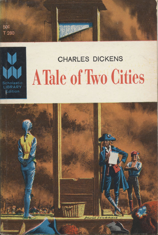 the use of violence in a tale of two cities by charles dickens The influence of crowds in a tale of two cities  referring closely to the use of language, show how charles dickens examines the.
