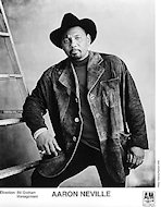 Aaron Neville Promo Print