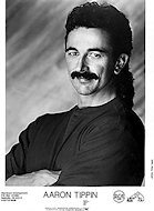 Aaron Tippin Promo Print