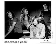 Abandoned Pools Promo Print