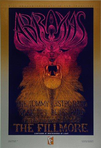 Abraxas Poster