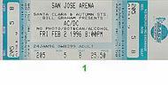 AC/DC 1990s Ticket