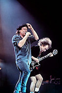 AC/DC BG Archives Print