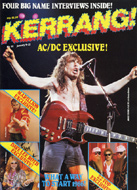 David Lee Roth Magazine