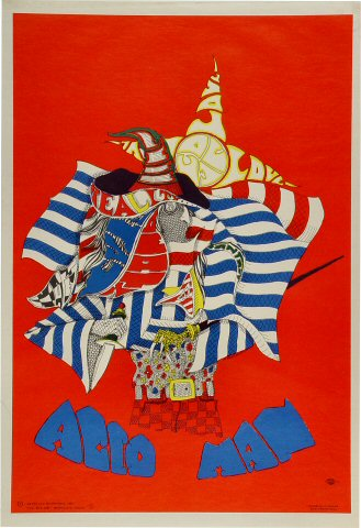 Acid Man Poster