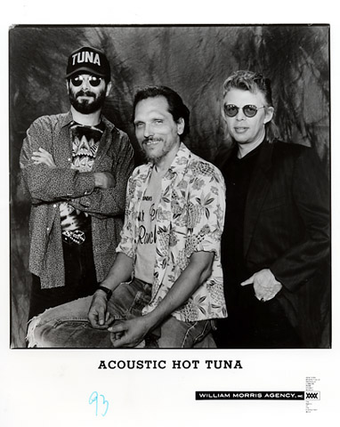 Acoustic Hot Tuna Promo Print