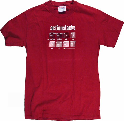 Actionslacks Men's Vintage T-Shirt