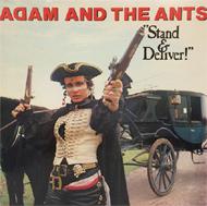 Adam & the Ants Vinyl (Used)