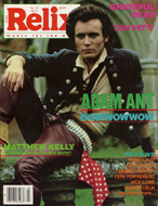 Adam Ant Magazine