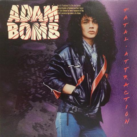 Adam Bomb Vinyl (Used)