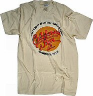 Ted Nugent Men's Retro T-Shirt