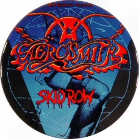 Aerosmith Pin