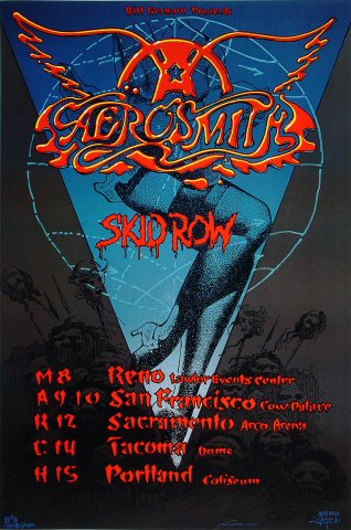 AerosmithPoster