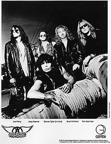 AerosmithPromo Print