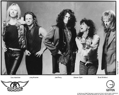 AerosmithPromo Print