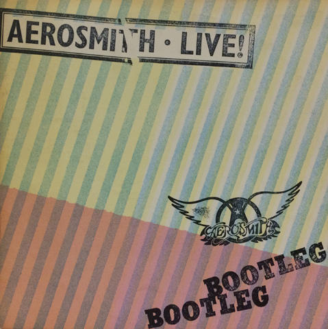 Aerosmith Vinyl (Used)