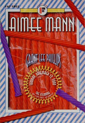 Aimee Mann Poster