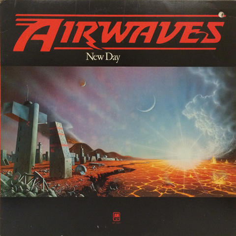 Airwaves Vinyl (Used)