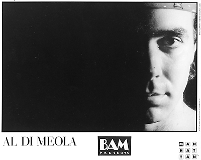 Al Di MeolaPromo Print