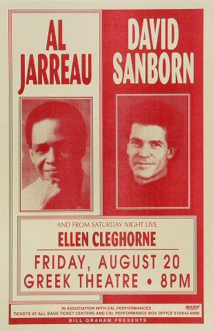 Al Jarreau Poster