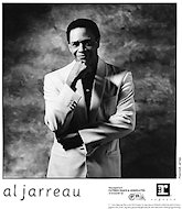 Al Jarreau Promo Print