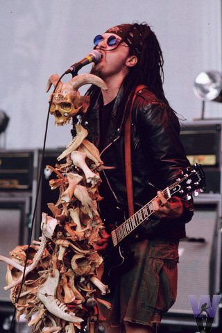 Al Jourgensen BG Archives Print