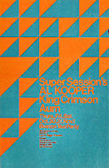 King Crimson Handbill