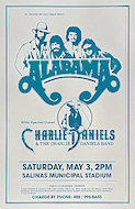 Charlie Daniels Poster