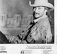 Alan Jackson Promo Print