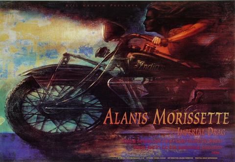 Alanis Morissette Poster