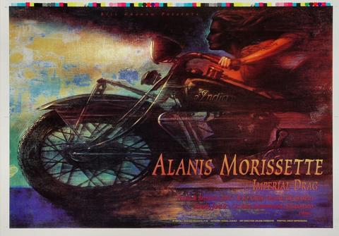 Alanis Morissette Proof