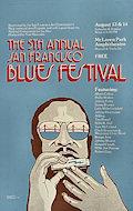 Albert Collins Poster