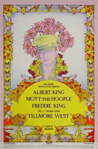 Albert King Handbill