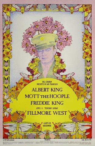 Albert King Poster