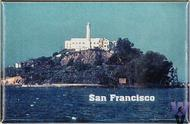 Alcatraz Magnet