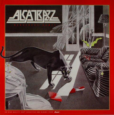 Alcatrazz Poster