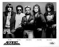 Alcatrazz Promo Print