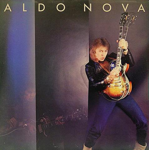 Aldo Nova Vinyl (Used)