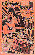 Alejandro Escovedo Poster