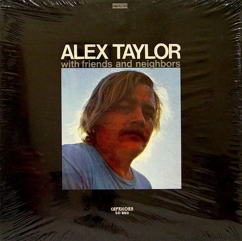 """Alex Taylor Vinyl 12"""" (New)"""