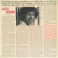 Alexis Korner Vinyl (Used)