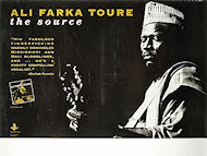 Ali Farka Toure Poster
