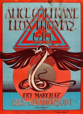 Alice Coltrane Poster