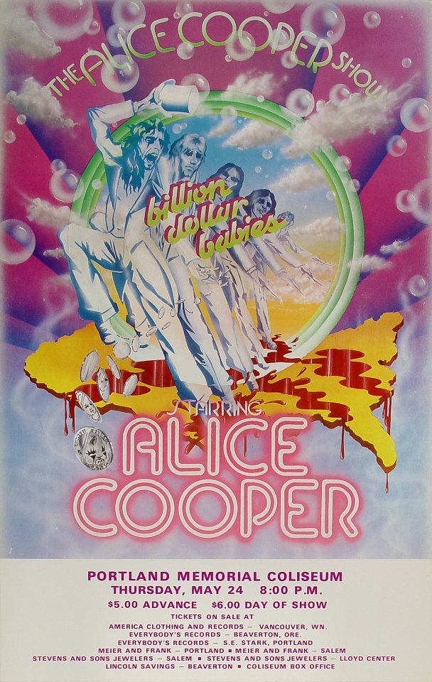 Alice CooperPoster