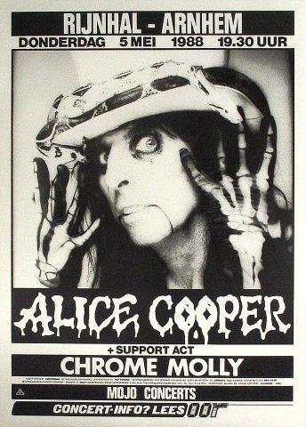 Alice CooperPoster