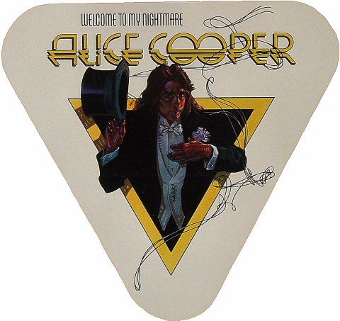 Alice Cooper Sticker